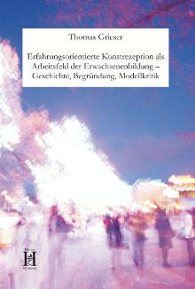 Cover Erfahrungsorientierte Kunstrezeption