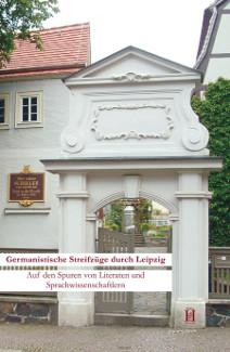 Cover Germanistische Streifzüge