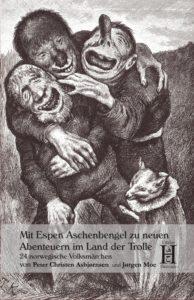 Cover Espen Aschenbengel neue Abenteuer