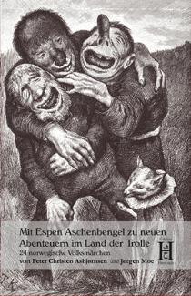 Cover neue Abenteuer im Land der Trolle