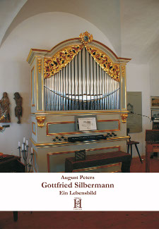 Cover Gottfried Silbermann