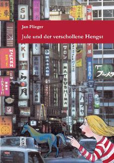 Cover Jule und der verschollene Hengst