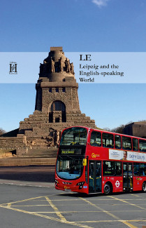 Cover Leipzig and the English-speaking World Cover