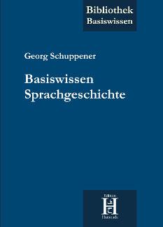 Cover Basiswissen Sprachgeschichte